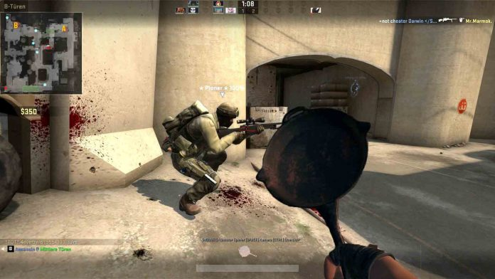 Battlegrounds CS:GO