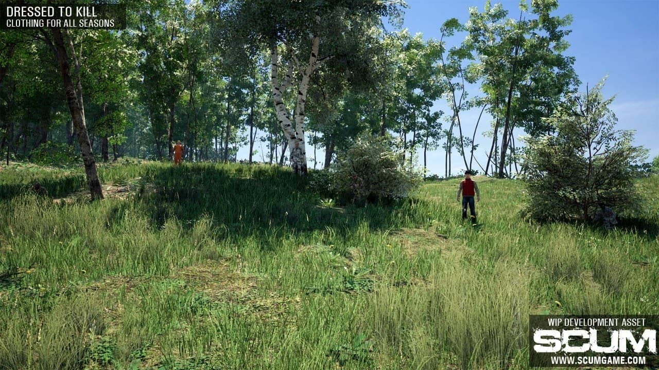 SCUM Gameplay