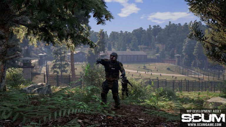 SCUM – The Croatian-Made Prison Survival Game with Big Plans
