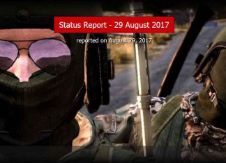 DayZ Statusreport vom 29. August