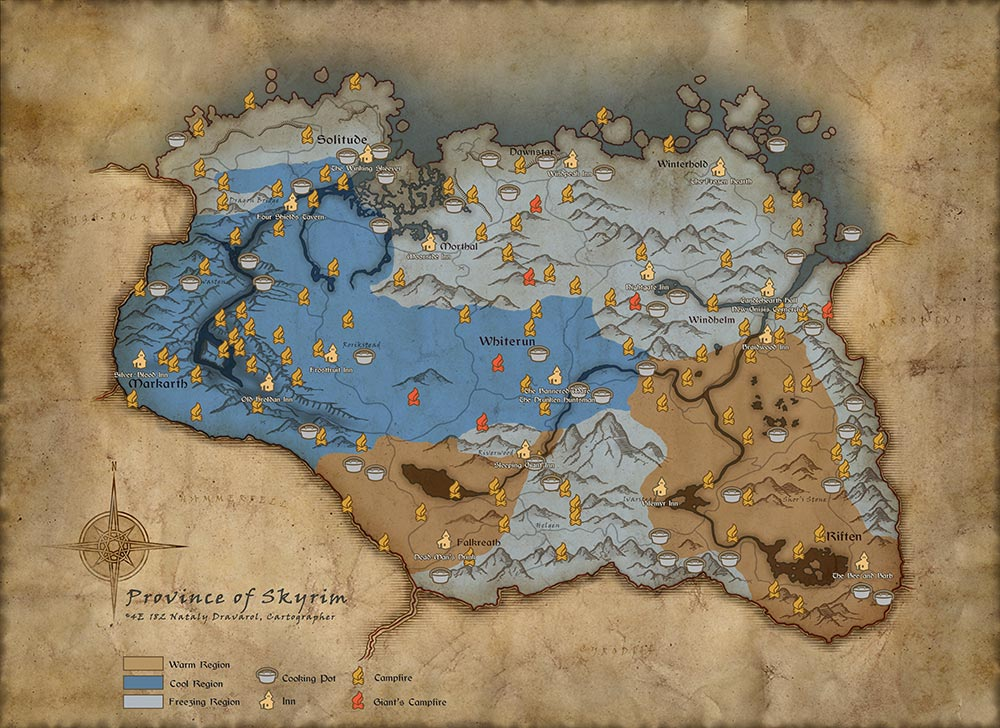 Skyrim_Surival_Mode_Map