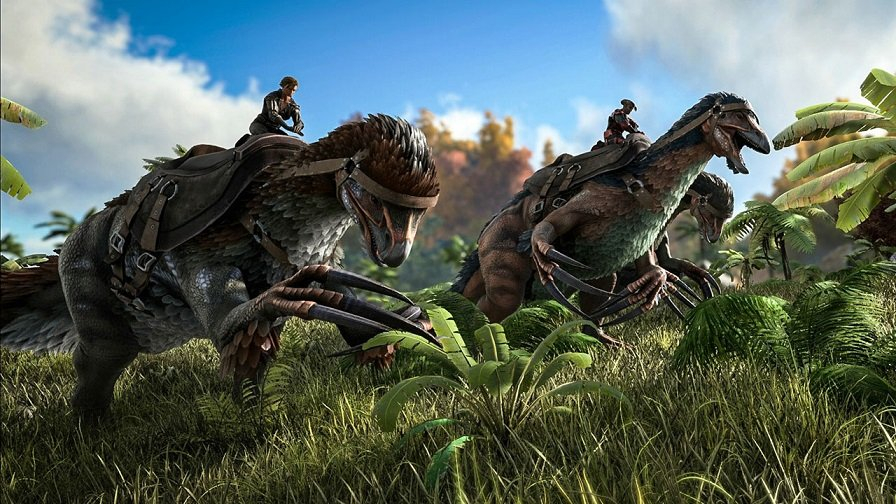 ARK Survival Evolved Reiter