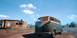playerunknown's battlegrounds vw bus