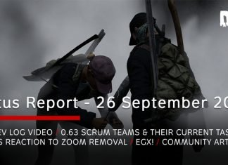 DayZ Statusreport 26. September