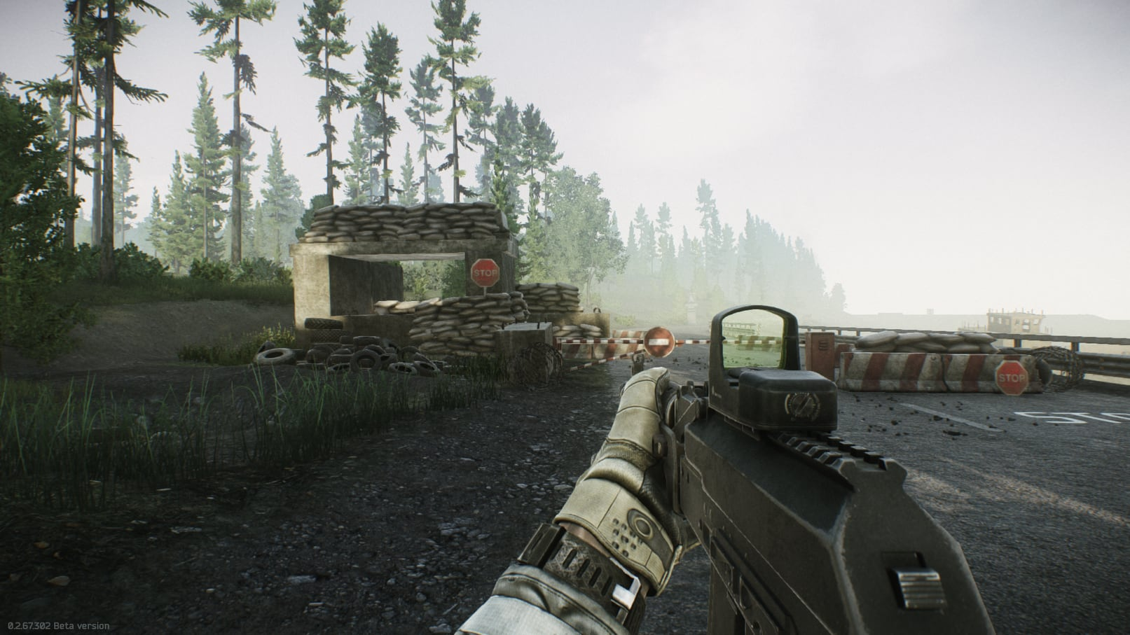 EFT Checkpoints