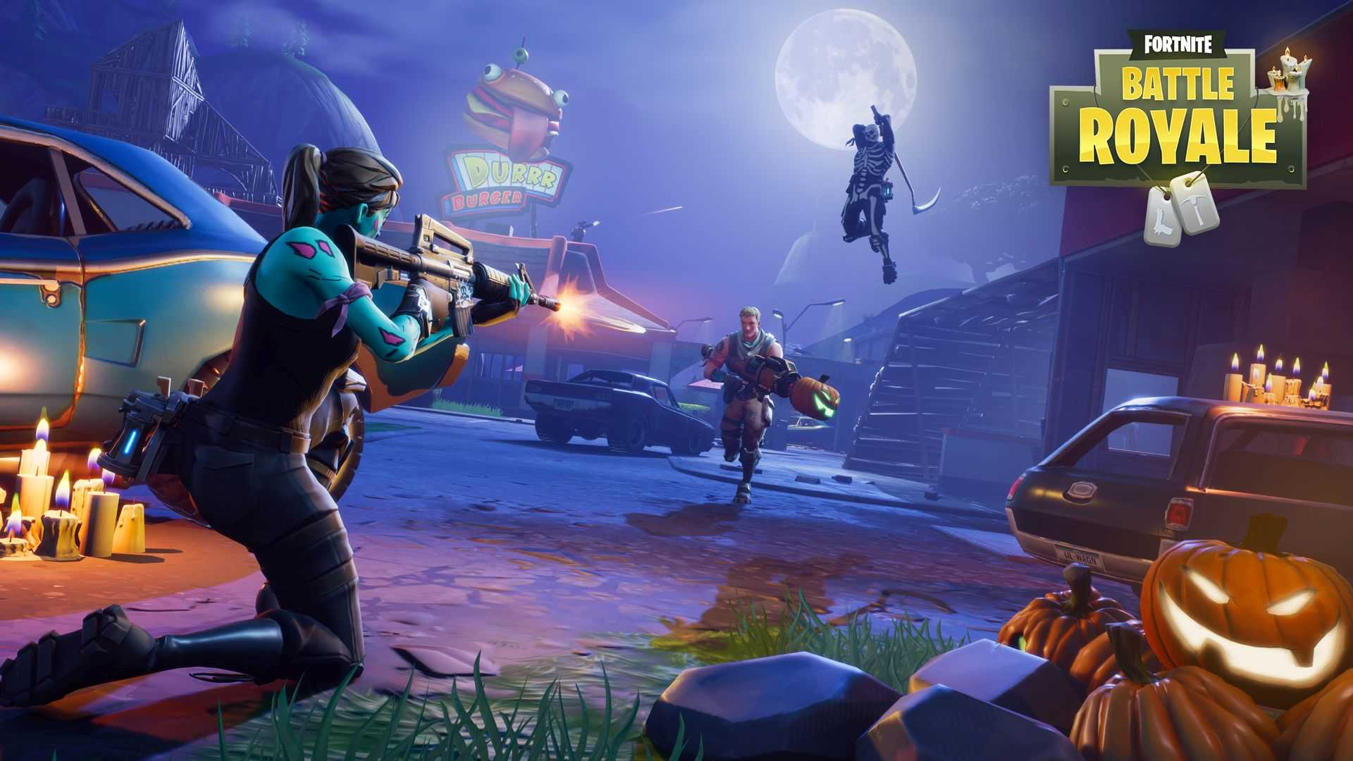 "Fortnite - Halloween-Event ""Fortnitmares"" bringt neue Map"