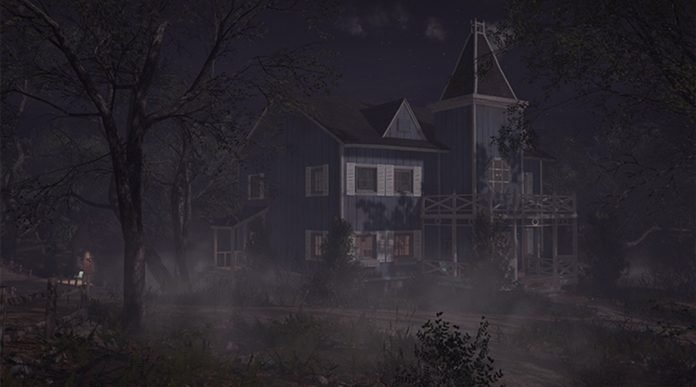 Friday the 13th Jarvis House Map