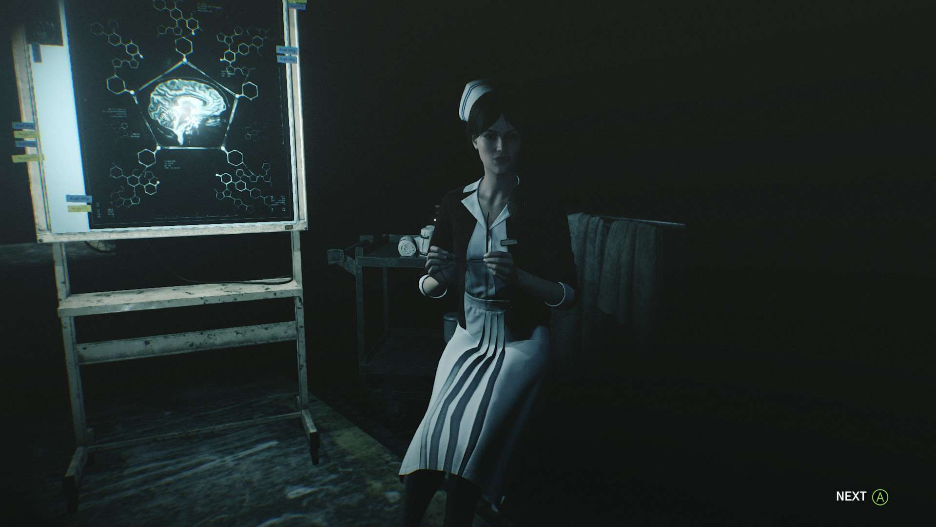 The Evil Within 2 skills tatiana