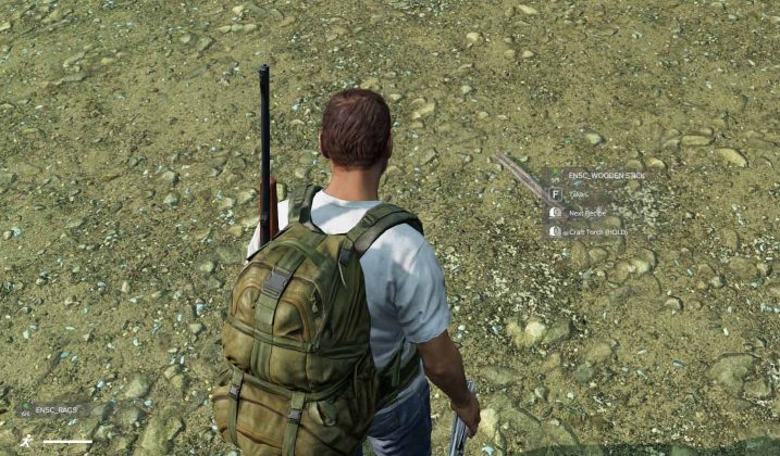 DayZ Floating Cursor
