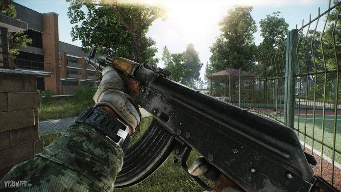 Battlestate Games' Escape from Tarkov