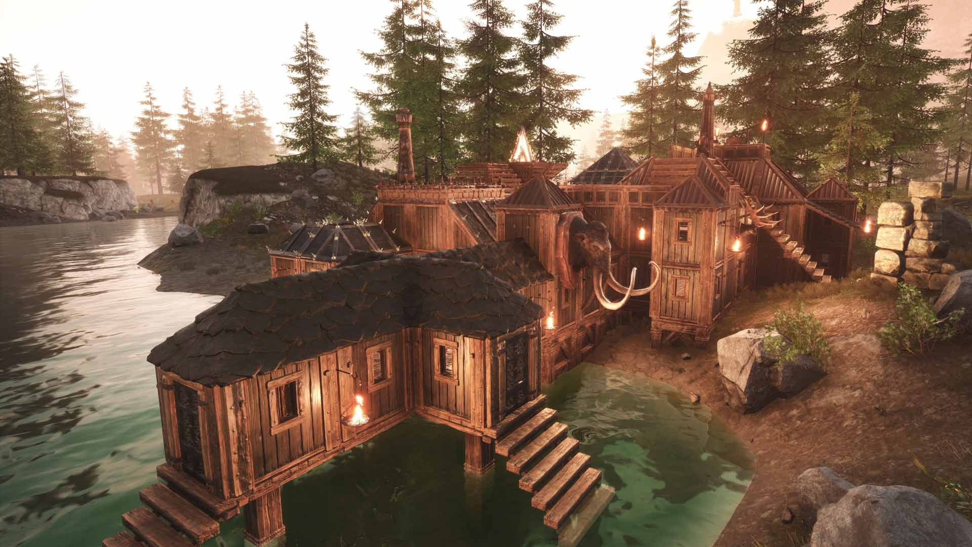 Conan Exiles Buildings