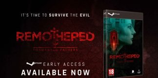 Remothered early access