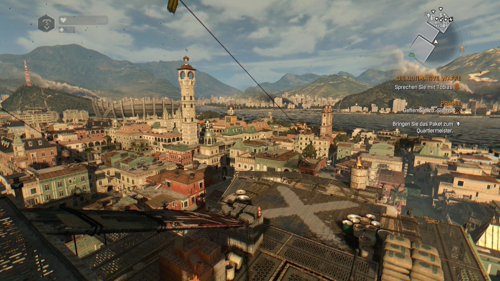 Dying Light Harran