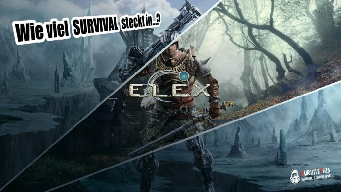 ELEX Review - Elex im Survival-Check