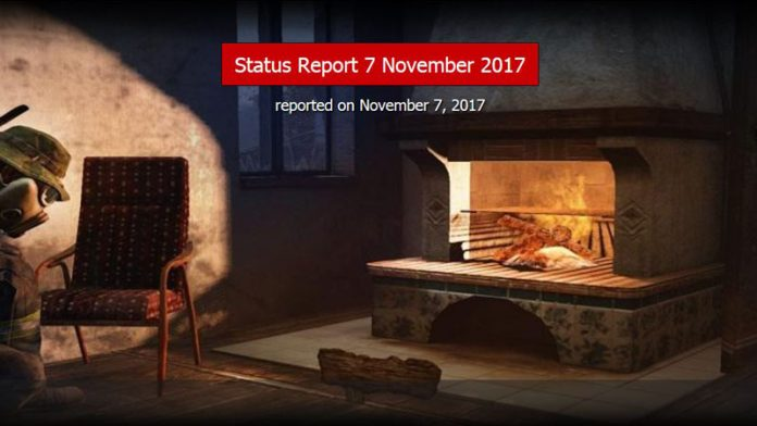 DayZ Statusreport vom 7. November