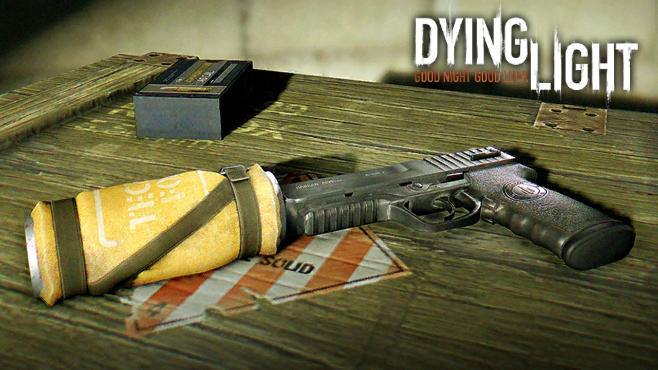 Dying Light Content Drop 2 - Silencer