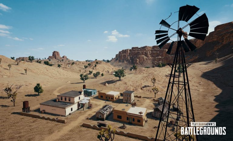 PlayerUnknown's Battlegrounds – Willkommen in der Wüstenregion Miramar