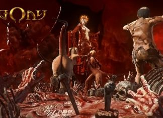 Agony - Red Goddess - Survival Horror