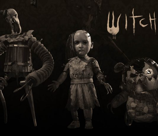 Witchkin Review - Survival Horror Game