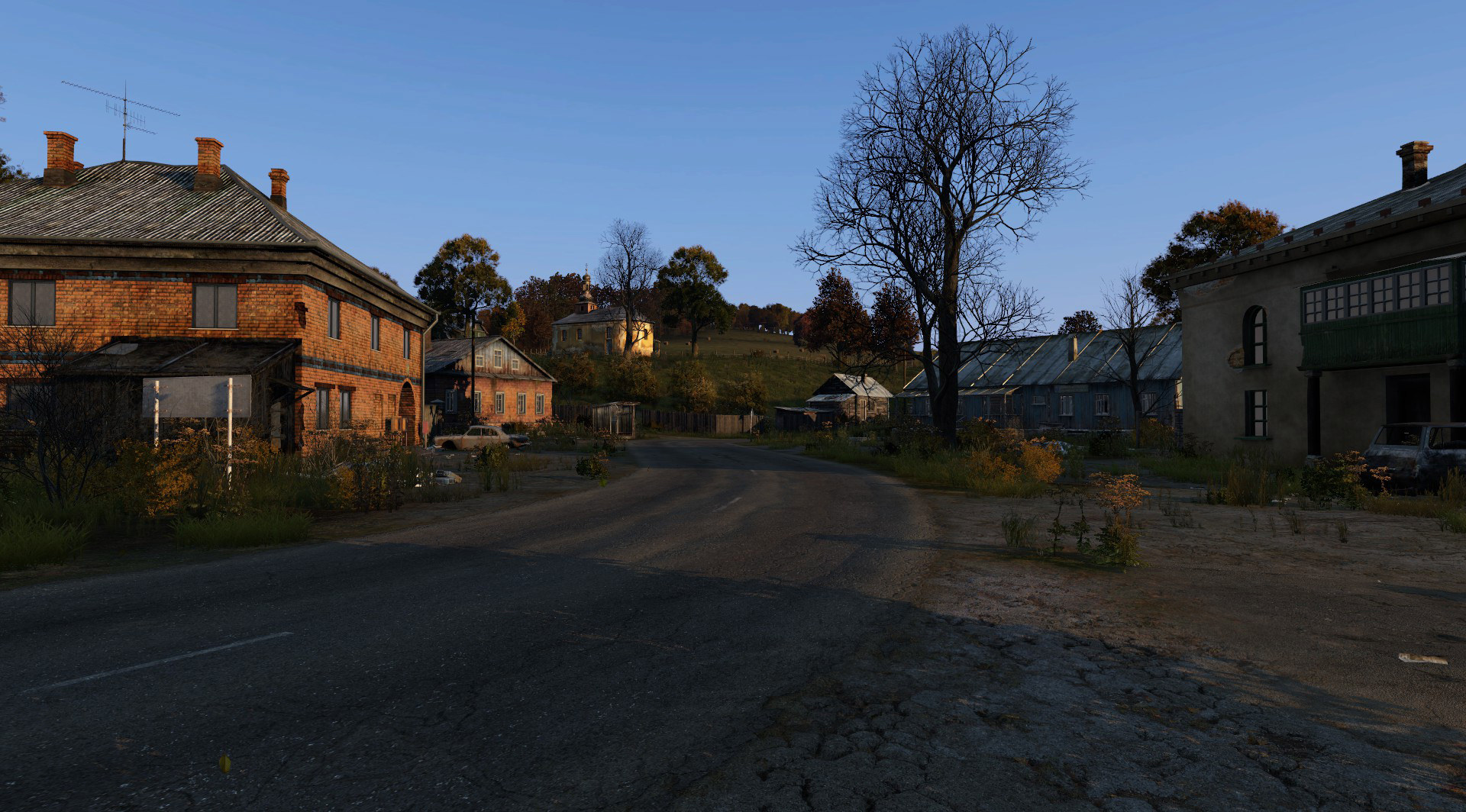 DayZ devblog 27 Februar day before