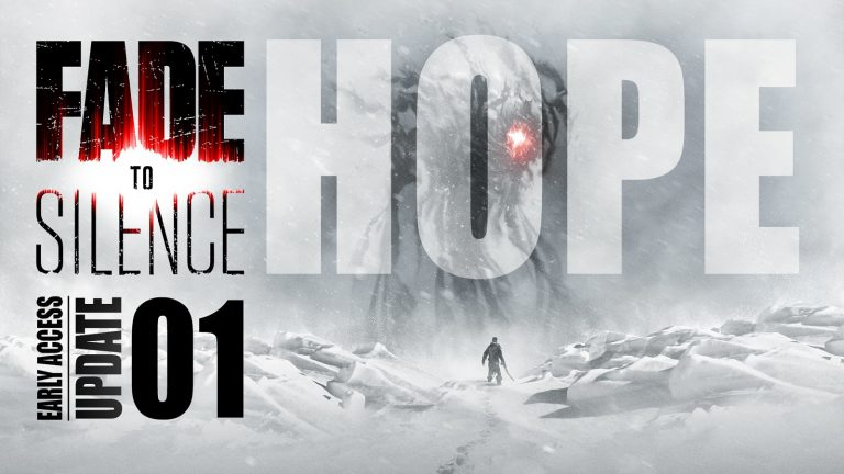 Fade to Silence – Hope is here