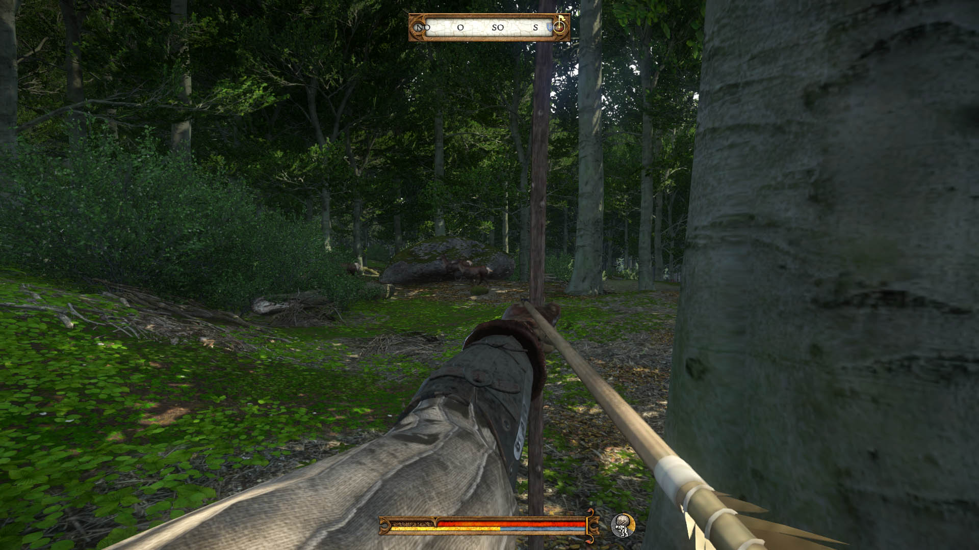 Kingdom Come Deliverance Test - Jagd