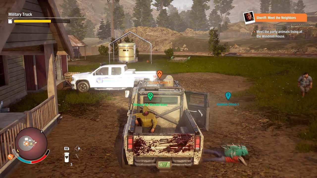 State Of Decay 2 Help Out Your Friends Survivethis