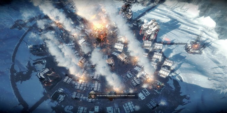 Frostpunk – Review: The Burden of Leadership