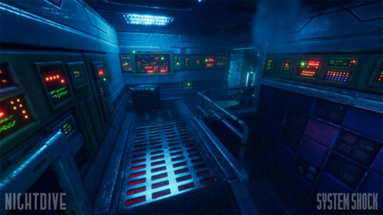 System Shock Remake - Neuer Screenshot 3