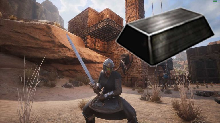 Conan Exiles – How to make hardened steel in 2020