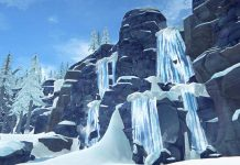 The Long Dark: Neue Wasserfall-Optik