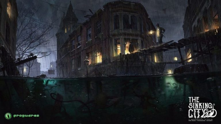 The Sinking City – What we know so far