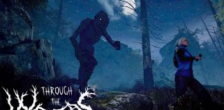 Through the Woods console release