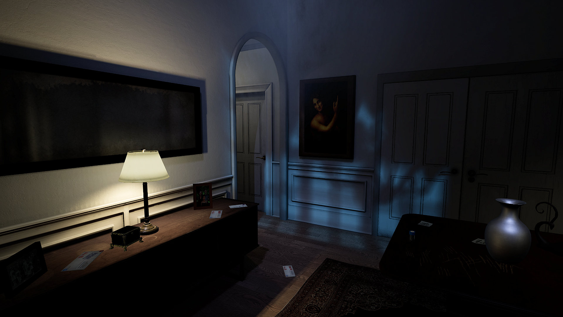 Paranormal Activity: The Lost Soul Review - Eingang