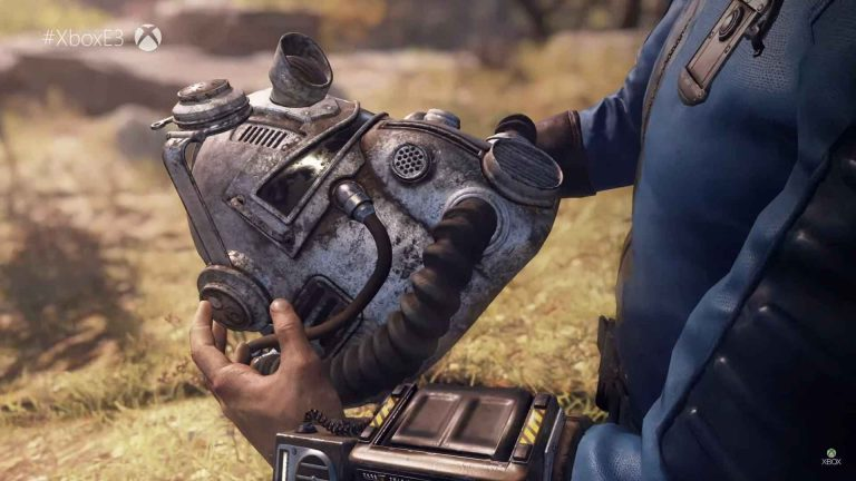 Fallout 76 – Multiplayer-Prequel mit Survival-Charakter