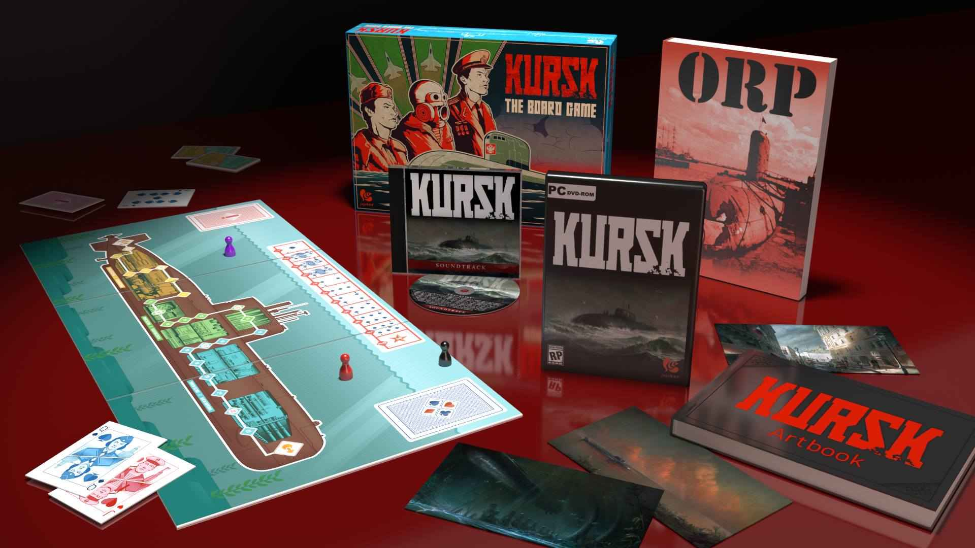 KURSK Release reveal