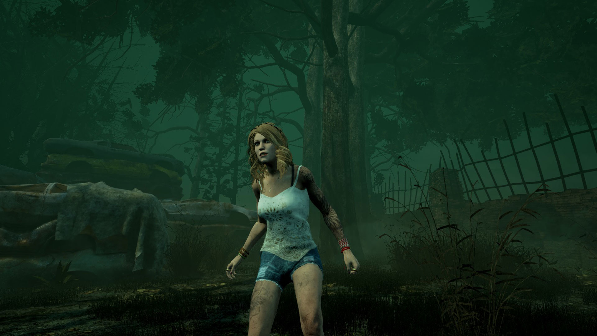 Dead By Daylight Curtain Call New Dlc With Killer And