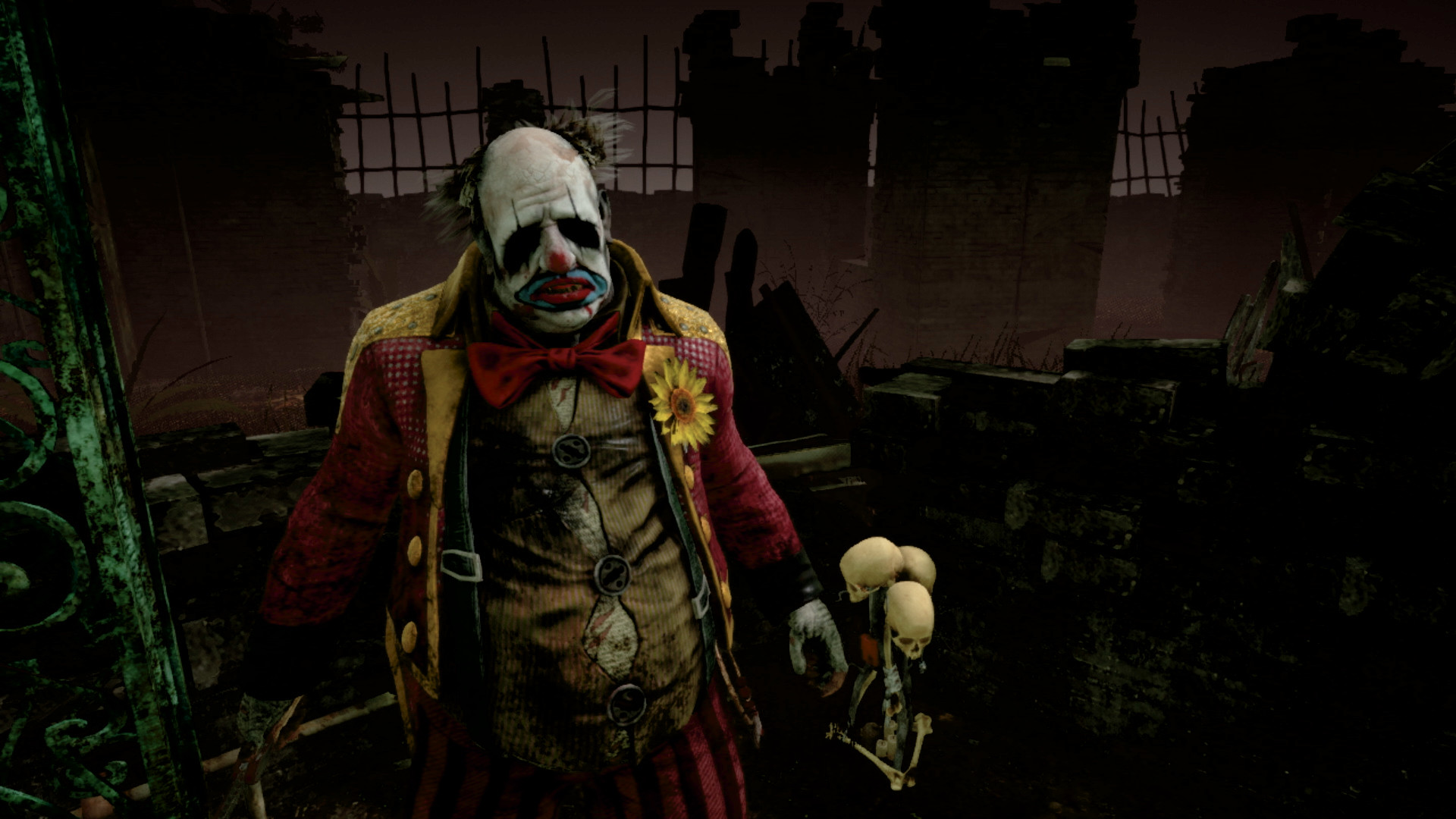 Dead by Daylight Clown