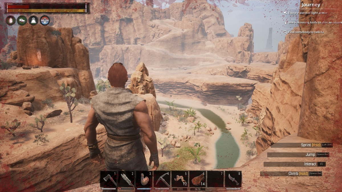Conan Exiles - Where to build your Base