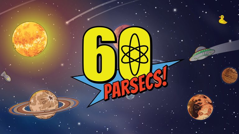 60 Parsecs! – Survival in Space