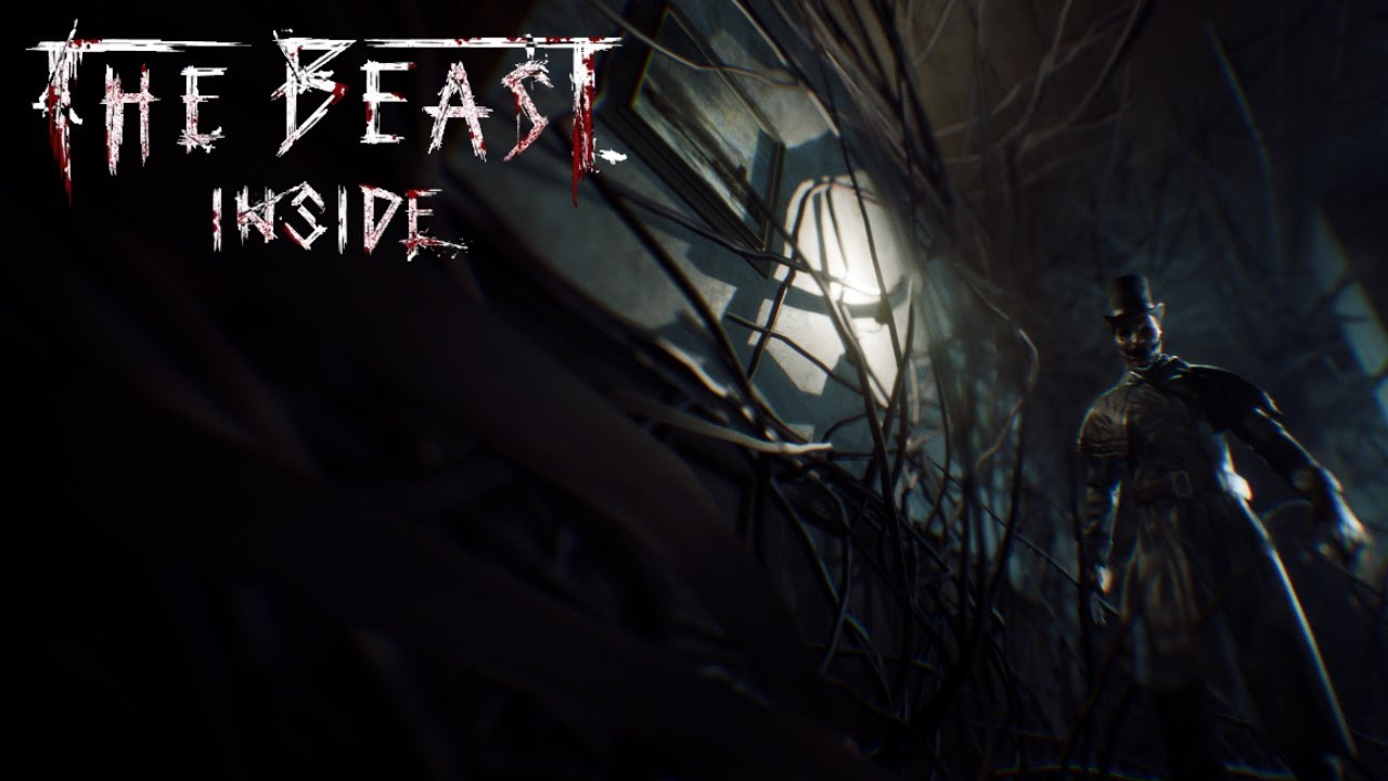 The Beast Inside - A Challenging horror game from Poland