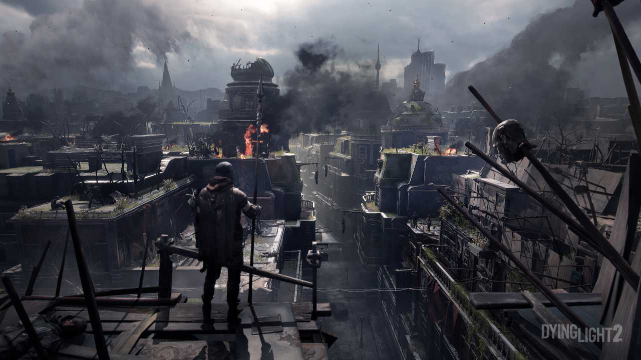 Dying Light 2 City peacekeeper