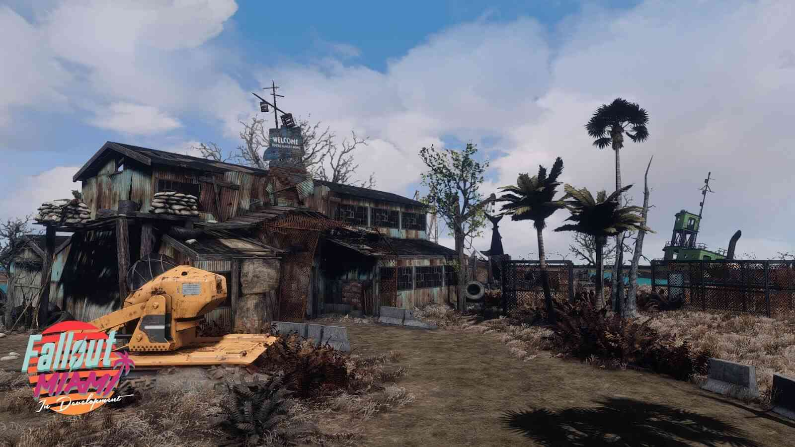 FalloutMiami - BoatHouse