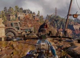 Metro Exodus gamescom Demo