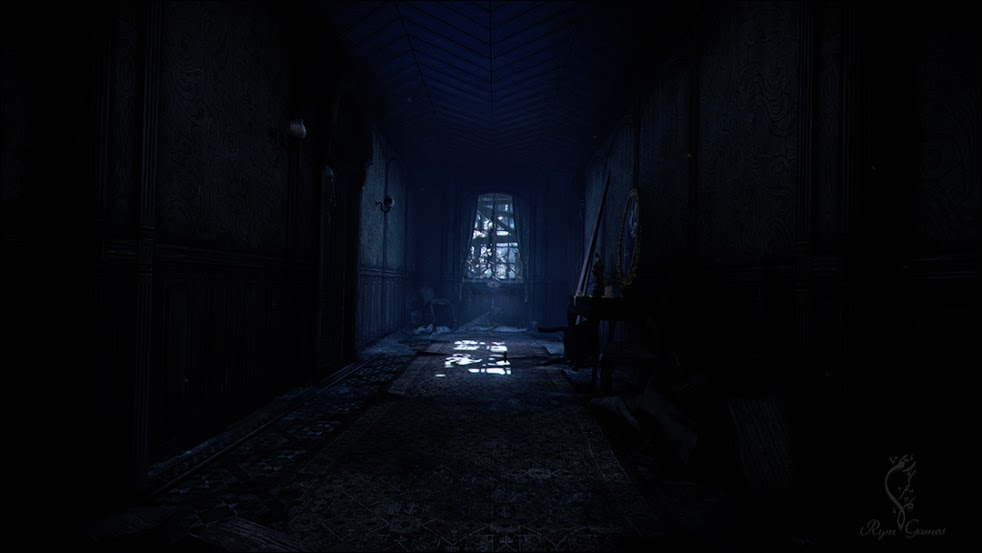 TheConjuringHouse_DarkHall
