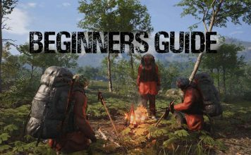 Scum Beginner Guide