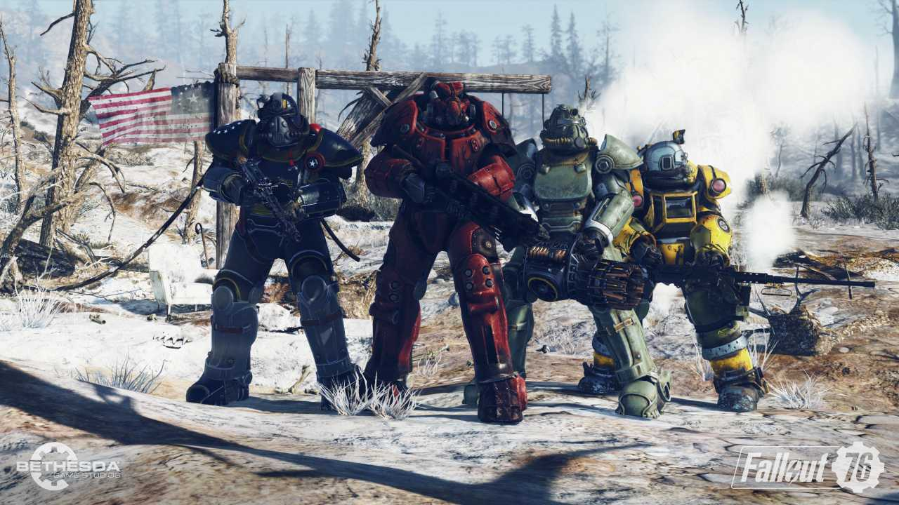 power armor coop fallout 76