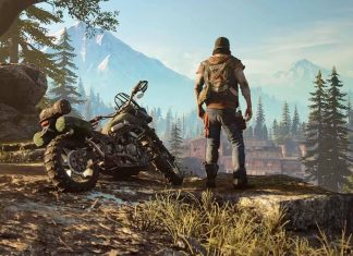 days gone release