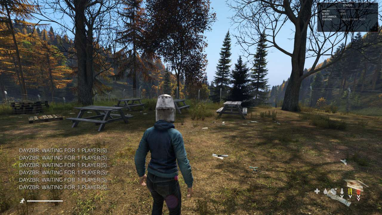dayz battle royale lobby