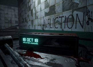 Infliction - Horror Game - Release Date